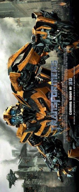 Transformers 3: Die dunkle Seite des Mondes 300x727