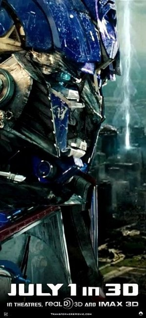 Transformers: Dark of the Moon 372x807