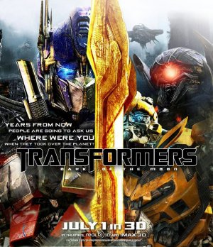Transformers: Dark of the Moon 795x923