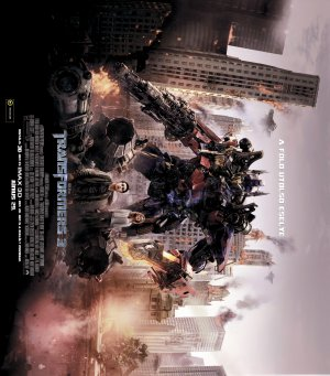 Transformers: Dark of the Moon 4400x5000