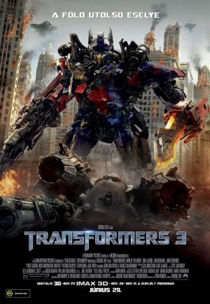 Transformers: Dark of the Moon 2070x3000