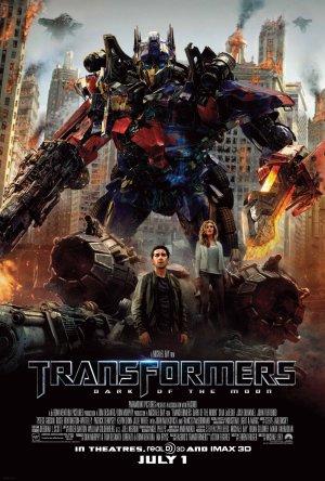 Transformers 3: Die dunkle Seite des Mondes 2430x3600