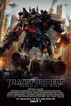 Transformers: Dark of the Moon 2430x3600