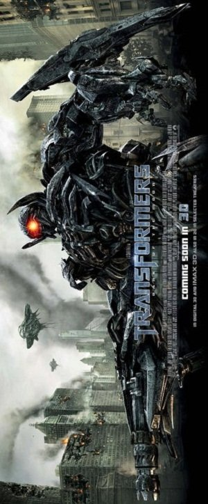 Transformers: Dark of the Moon 300x724