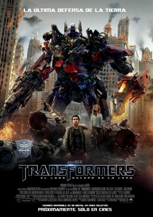 Transformers 3: Die dunkle Seite des Mondes 902x1276