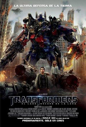 Transformers: Dark of the Moon 800x1186