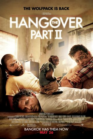 The Hangover Part II 2550x3778