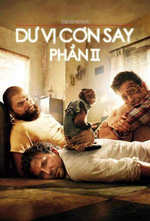 The Hangover Part II 3400x5000