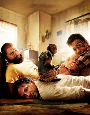 The Hangover Part II 3927x5000