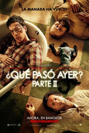 The Hangover Part II 3359x5000