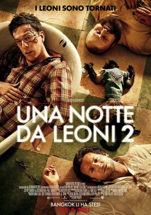 The Hangover Part II 1434x2048