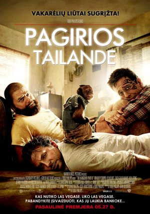 The Hangover Part II 700x1000