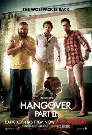 The Hangover Part II 2550x3719