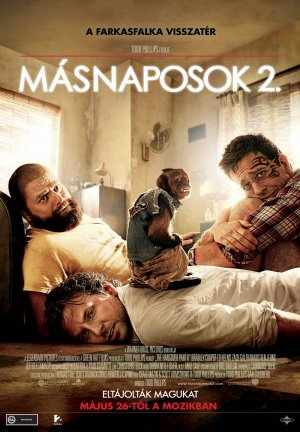 The Hangover Part II 1100x1585
