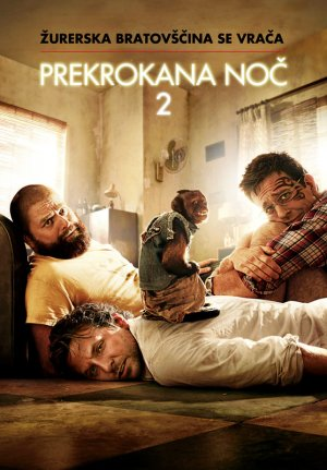 The Hangover Part II 557x800