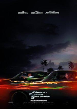 Wild Speed: Mega Max 3529x5000