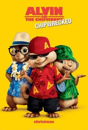 Alvin and the Chipmunks: Chipwrecked 675x1000