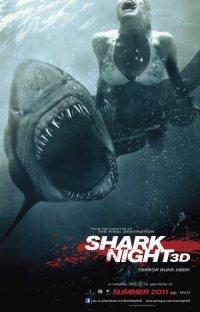 Shark Night 3D poster