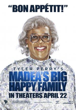 Madea's Big Happy Family 1494x2154
