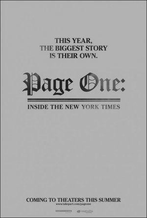 Page One: Inside the New York Times 509x755