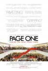 Page One: Inside the New York Times poster