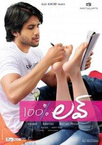 100% Love poster