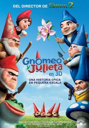 Gnomeo & Julia 591x844