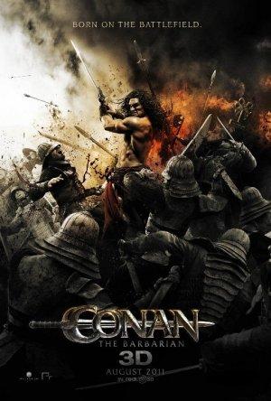 conan the barbarian poster. Conan the Barbarian poster
