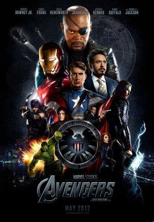 The Avengers 1799x2600