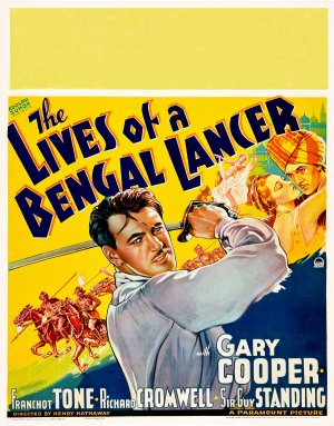 The Lives of a Bengal Lancer 2350x3000