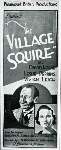 The Village Squire poster