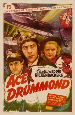 Ace Drummond Poster