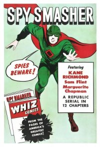 Spy Smasher poster