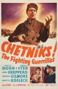 Chetniks poster
