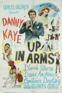 Up in Arms poster