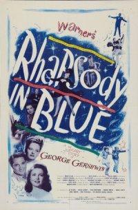 Rhapsody in Blue poster