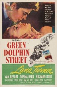 Green Dolphin Street poster
