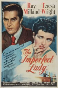 The Imperfect Lady poster