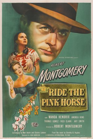 Ride the Pink Horse 1800x2695