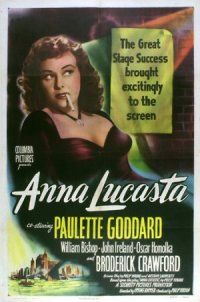 Anna Lucasta poster