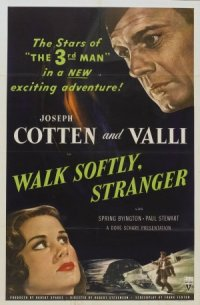 Walk Softly, Stranger poster