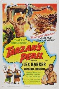 Tarzan's Peril poster