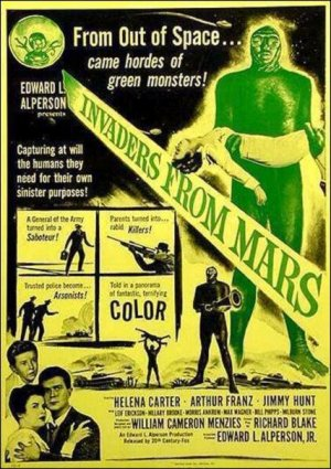 Invaders from Mars 427x605