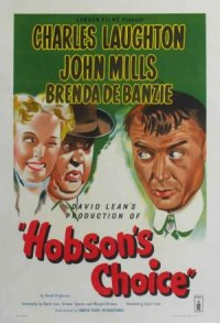 Hobson's Choice poster