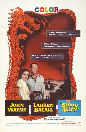 Blood Alley Poster