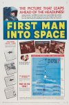 First Man Into Space poster