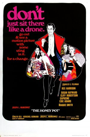 The Honey Pot Poster