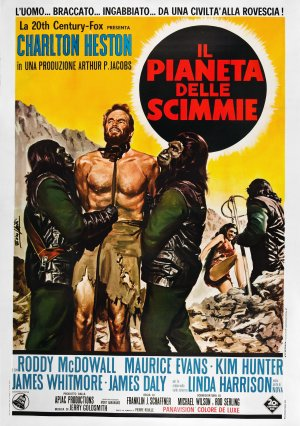 Planet of the Apes 2114x3000