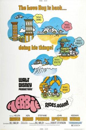 Herbie Rides Again 1991x3000