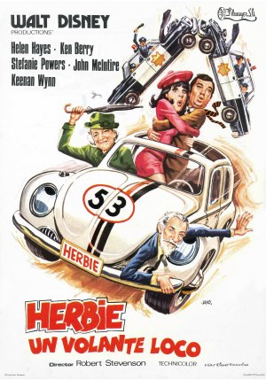 Herbie Rides Again 1625x2325